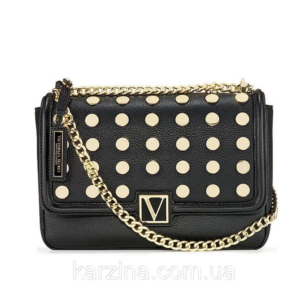 Средняя женская сумка Victoria's Secret The Victoria Medium Shoulder Bag Оригинал.