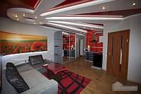 Апартаменты VIP класса с 1 спальней (free Wi-Fi), 2х-комнатная (43877)