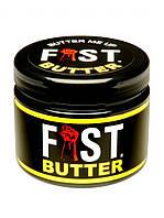 Крем-масло для фистинга Fist Butter (масляная основа) 500мл Великобритания