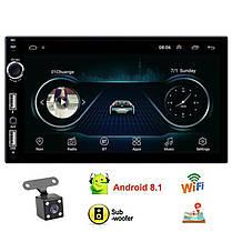 Автомагнитола 2DIN CML-PLAY A707 ANDROID 8.1 GPS WI-FI USB, фото 3