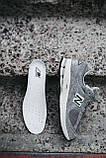 Мужские кроссовки New Balance 2002R Grey, фото 4