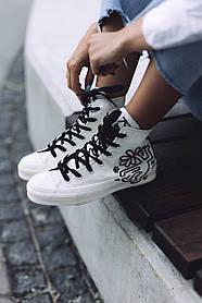 Женские кеды Converse Chuck Taylor All-Star 70 Hi Keith Haring Egret 171858C