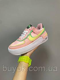 Женские кроссовки Nike Air Force 1 Low Shadow Arctic Punch CU8591-601