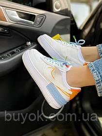 Жіночі кросівки Nike Air Force 1 Shadow Kindness Day 2020 DC2199-100