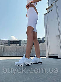 Женские кроссовки Nike Air Max Plus TN White 604133-139