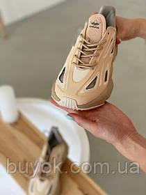 Мужские кроссовки Adidas Ozweego Celox Beige GZ7280