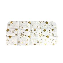 Пелёнка непромокаемая многоразовая (57*120) (Золотые звёзды)