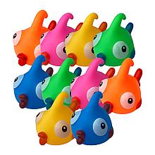 """Дитячі іграшки для ванної """"Рибки"""" (10 шт)"""