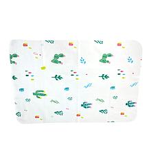 Многоразовые пеленки для детей бамбуковые 50*75 (Кактусы)