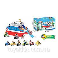 Игровой набор 553-173 герои,лайнер в кор. 25,2*15,5*47,5 см