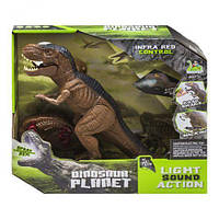 Динозавр Dinosaur Planet на радиоуправлении DINOSAURS'ISLAND TOYS (RS61-102)