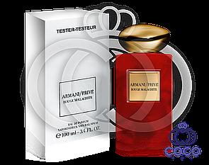Жіноча парфумована вода Armani Prive Rouge Malachite 100 мл Тестер