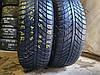 Зимние шины бу 215/60 R16 Goodyear