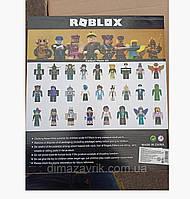 Герои Roblox 20050 Комплект 12 фигурок Роблокс