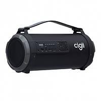 Портативна Bluetooth колонка Cigii K2201 Black