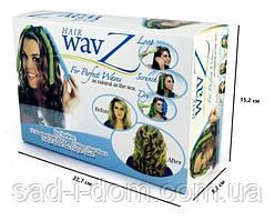Чарівні бігуді для волосся будь-якої довжини Hair Wavz 16 шт