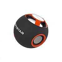 Портативна Bluetooth колонка міні динамік MP3/SD/FM Hopestar H46 Orange