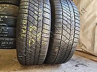 Зимние шины бу 205/60 R16 Continental