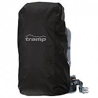 Накидка от дождя на рюкзак Tramp TRP-018 M Black