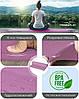 Коврик для йоги та фитнесу PowerPlay 4010 (173*61*0.6) Рожевий, фото 8