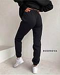 Спортивний костюм жіночий трехнить на флісі, фото 7