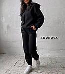Спортивний костюм жіночий трехнить на флісі, фото 9