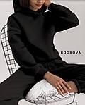 Спортивний костюм жіночий трехнить на флісі, фото 2