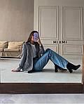 Жіночий піджак у клітинку, фото 3
