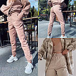 Жіночі теплі спортивні штани, фото 4