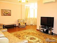Новые апартаменты возле Ж/Д вокзала, 3х-комнатная (46601)