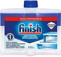 Очиститель для посудомоечных машин Finish 250 мл, фото 1