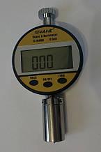 Цифровой твердомер ( дюрометр ) Шора А модель 5612А, шкала HA 0-100