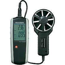 Анемометр VOLTCRAFT PL-130 AN (от 0.4 до 30 м/с; от 0 до 999900 м3 /мин) Германия