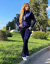 Жіночий велюровий турецький спортивний костюм EZE купити, розм 44,46,48 (наші розм )