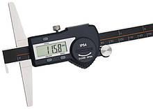 Штангенглубиномер с крючком Shahe 0-300 мм/0,01 мм (5113-300A)