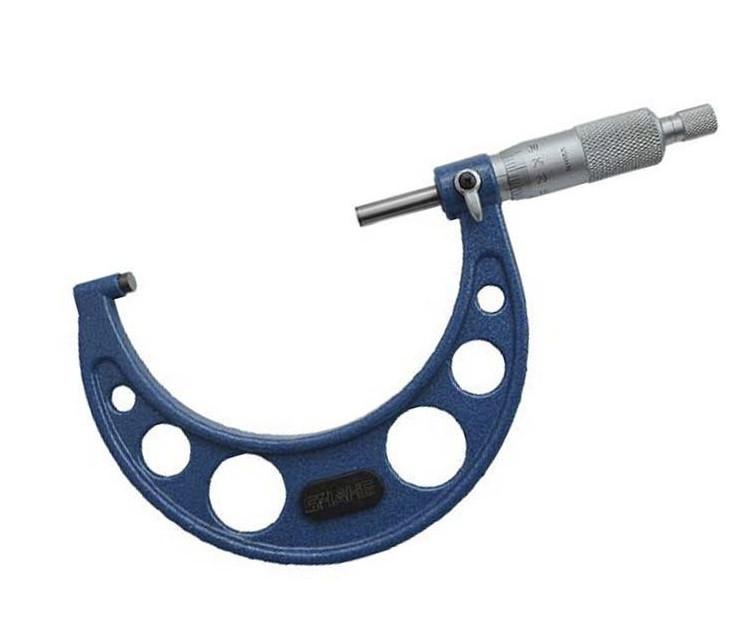 Мікрометр Shahe 5201-100A 75-100 мм 0.01 мм