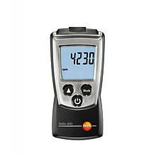 Тахометр Testo 460 (100…29 999 об/мин; ± 0,02  %) Германия