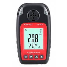 Измеритель концентрации кислорода O2 Wintact WT8821 (от 0 % до 25 % VOL)