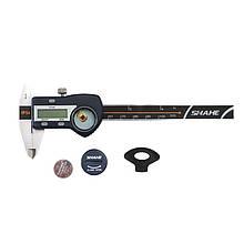 Штангенциркуль электронный Shahe (5110-100) 0-100/0,01 мм с бегунком, IP54