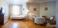 Квартира в центре возле Филармонии, 2х-комнатная (95924)