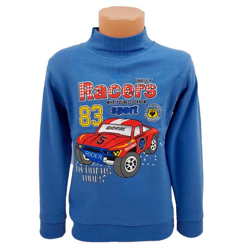 """Гольф для хлопчика байка """"Racers"""" 92-110 (2-5л.) 6776"""