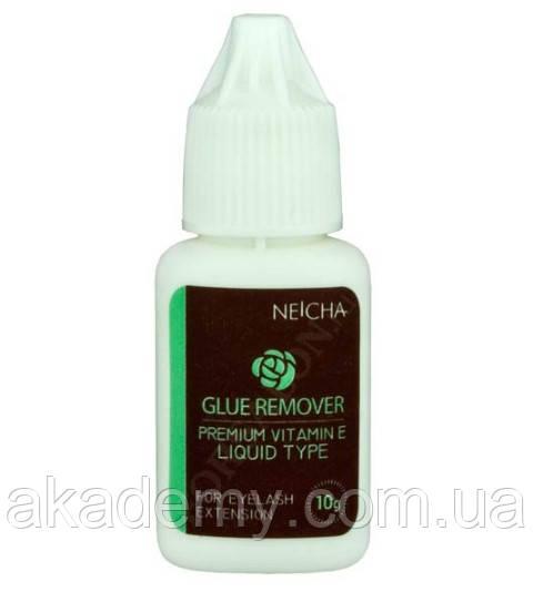 Жидкий ремувер Premium Vitamin E  Neicha, Нейша 20мл