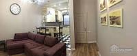 Квартира с дизайнерским ремонтом в элитном доме, 2х-комнатная (15695)