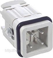 Компактные коннекторы EPIC H-A ¾ для применения в ограниченном пространстве.
