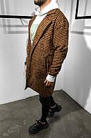 Мужское Пальто Теракот