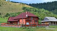 Номера в уютном домике в Закарпатье, 2х-комнатная (86328)