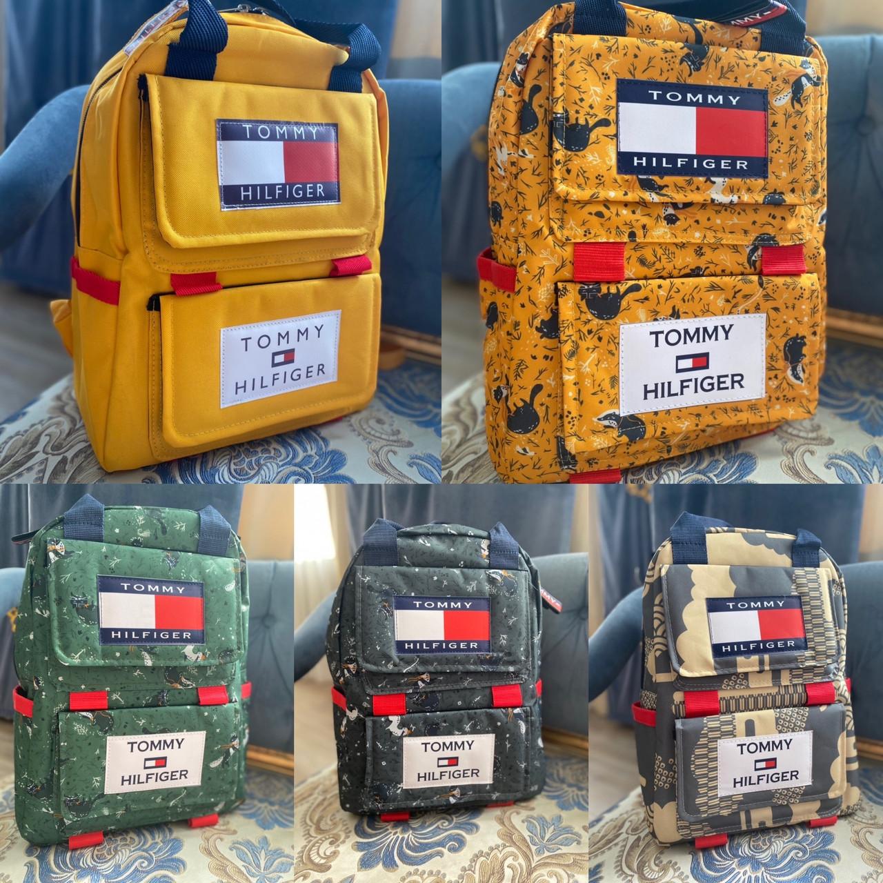 Сумка/рюкзак Tommy Hilfiger (люкс копія).