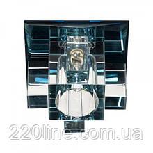 Вбудований світильник Feron 1525 бузковий