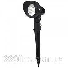 Грунтовый светильник Feron SP4121 3W 6400K