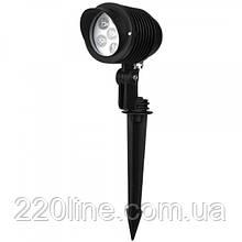 Грунтовый светильник Feron SP4122 6W 6400K